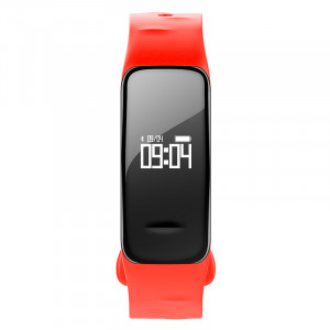 Fitness Tracker rood