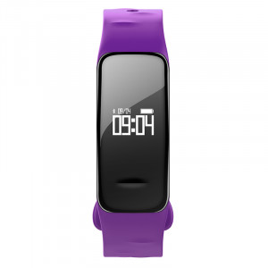 Fitness Tracker, lila