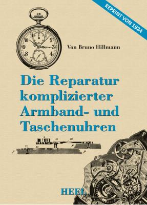 Boek: Die Reparatur komplizierter Armband- und Taschenuhren