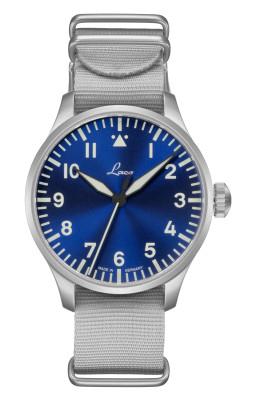 Automatisch horloge Augsburg Ø 42mm Blaue Stunde