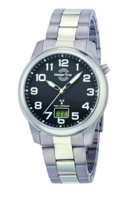 MasterTime tijdsein heren horloge Ø 41 mm