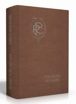 Reprint: Flume Anniversary catalogue 1887-1912, Chapter I & II