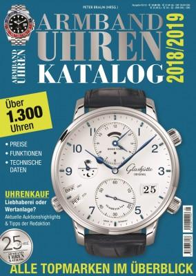 Polshorloges catalogus 2018