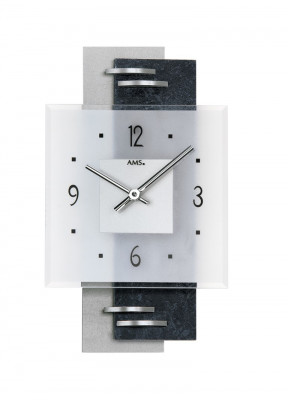 AMS Quartz wall clock Gaming