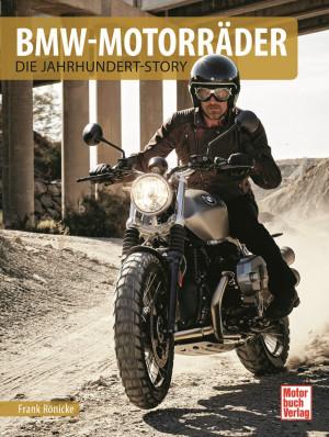 Boek: BMW-Motorräder - Die Jahrhundert Story