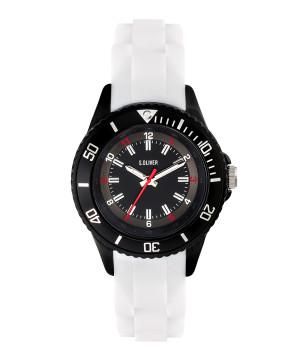 s.Oliver bracelet de montre silicone blanc SO-3611-PQ