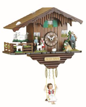 Koekoeksklok Heidi huis