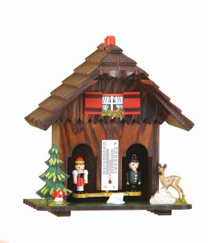 Maison météo Freiburg