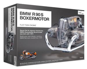 BMW R90S boxermotor bouwset