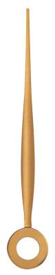 Minutenzeiger Blatt rot, Loch Ø 1,3 Länge 13,5 mm