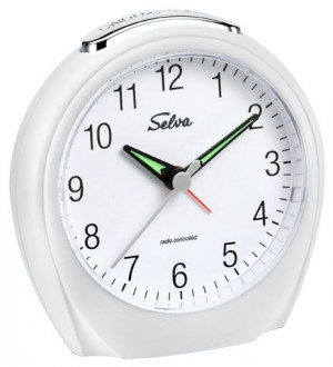 Selva Alarm radio controlled ESSEN, white