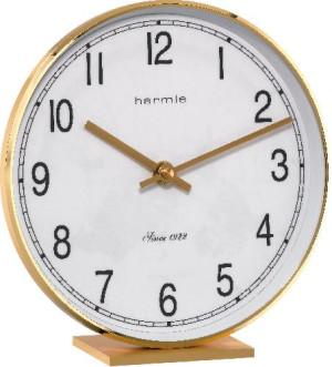 HERMLE Horloge de table, laiton