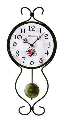 ZEIT.punkt radio controlled pendulum clock