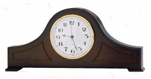 ZEIT.punkt table carriage clock, nostalgic