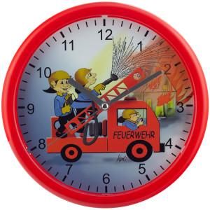 Children's Wall Clock, Ø 25cm, Quartz