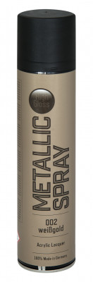Spray de peinture Aero-Design, or blanc 400ml