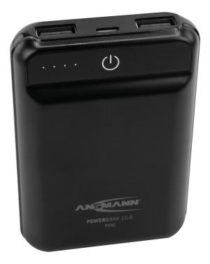 Ansmann Powerbank 10.8 mini -  Beste prijs-kwaliteitverhouding!