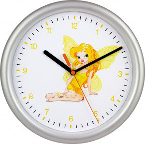Kinderklok Elf geel