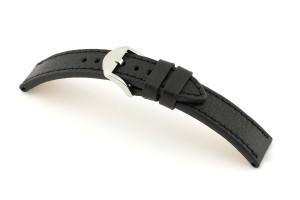 Lederband Santa Fe 20 mm zwart