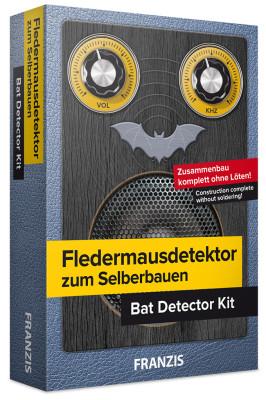 Bouwset: Vleermuis detector nieuwe versie