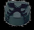PROXXON Klauwplaat met 4 bekken