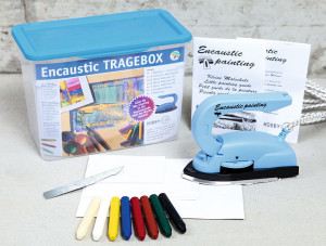 Encaustic beginner set