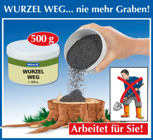 Root remover, 500g
