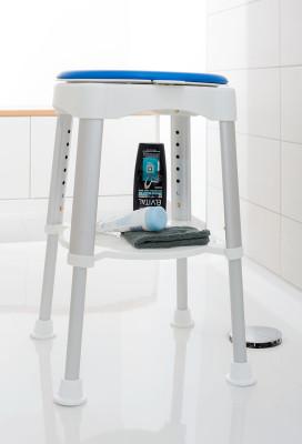 Krukje voor de badkamer 360° draaibaar