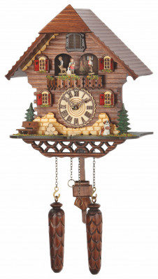 Cuckoo clock pipes, length 70mm