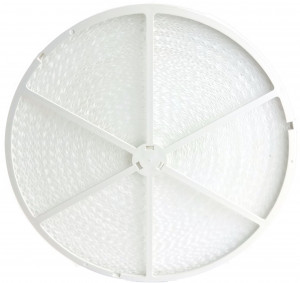Replacement filter for air cleaning filter 354255