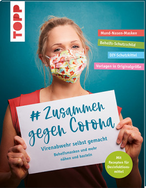Book: Together Against Corona (German Edition)