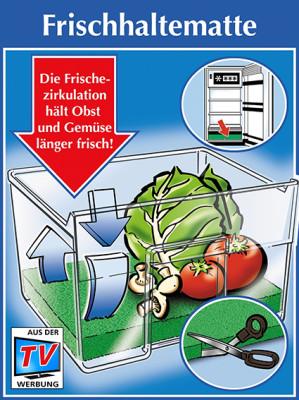 Vershoudmat voor groenten en fruit - houdt voedsel langer vers!