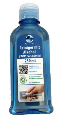 Nettoyant pour les mains et les surfaces, 250 ml