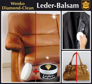 Diamond Clean Leder balsem, 250 ml