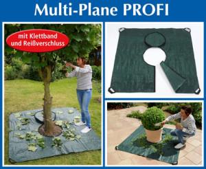 Multi Doek Profi, voor tuinonderhoud