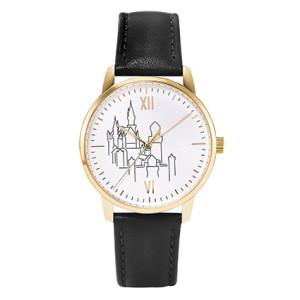 Königsschloss Edition Armbanduhr, gold/ weiß - Exklusiv