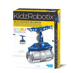 KidzRobotix Blikjes kabelbaan