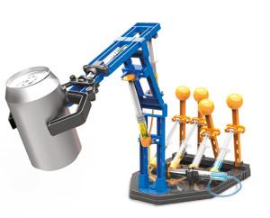KidzLabs Mega hydraulische robotarm