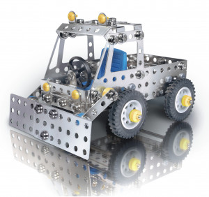 eitech Metal Constuction Kit Haul Truck
