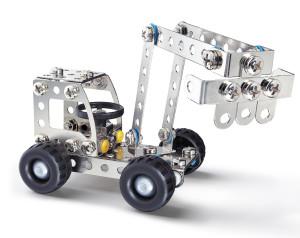 eitech Metalen bouwpakket, set met meerdere modellen