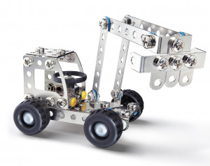 eitech Metal construction kit, multi-model set
