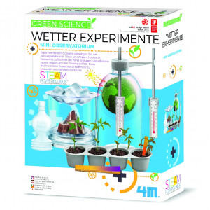 GreenScience Weather Experiments