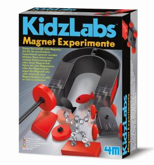 KidzLabs Expériments d'aimant