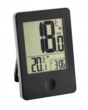Radio controlled Thermometer POP