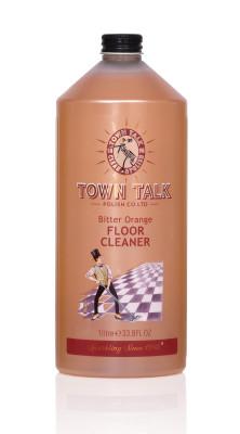 Mr Town Talk Vloerreiniger Bitter Orange 1 Liter