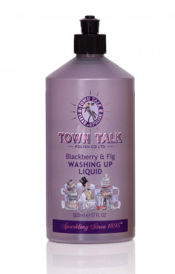 Mr Town Talk Afwasmiddel Blackberry en Fig 500ml