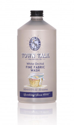 TOWN TALK Fine Fabric Wash White Orchid, 500ml