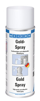 WEICON spray goudkleurig