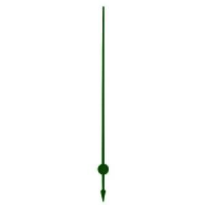 Secondewijzer groen 80mm