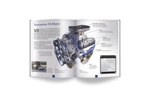 Leerpakket V8-motor
